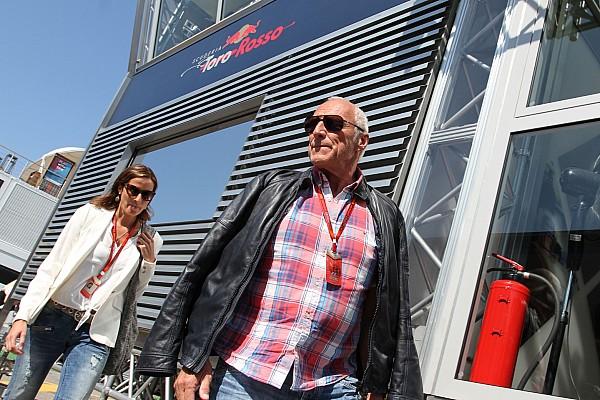 """Mateschitz: """"MotoGP es la competición más emocionante del mundo"""""""
