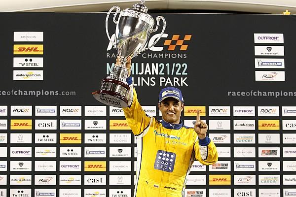 Гонка Чемпіонів: Монтойя виграє в дебютній гонці