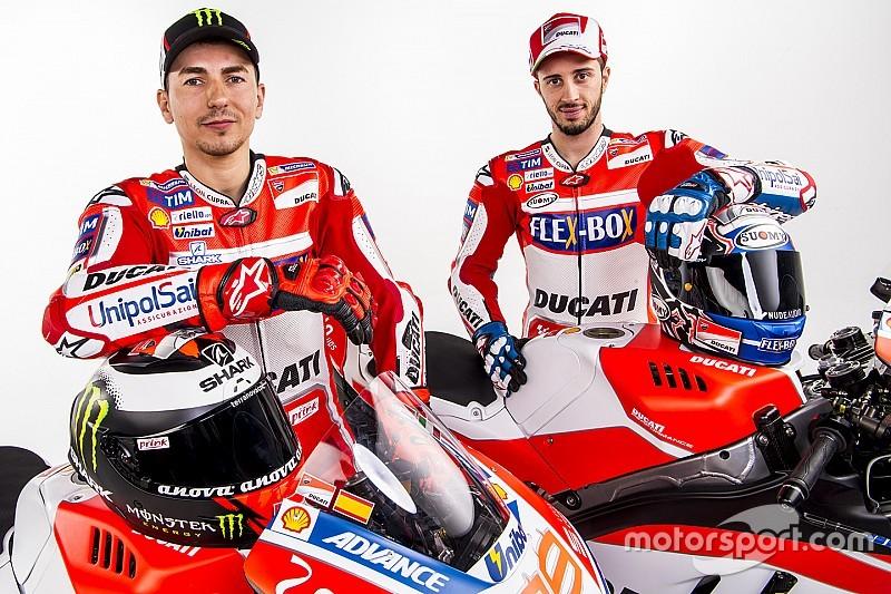 Довициозо не испугался прихода Лоренсо в Ducati