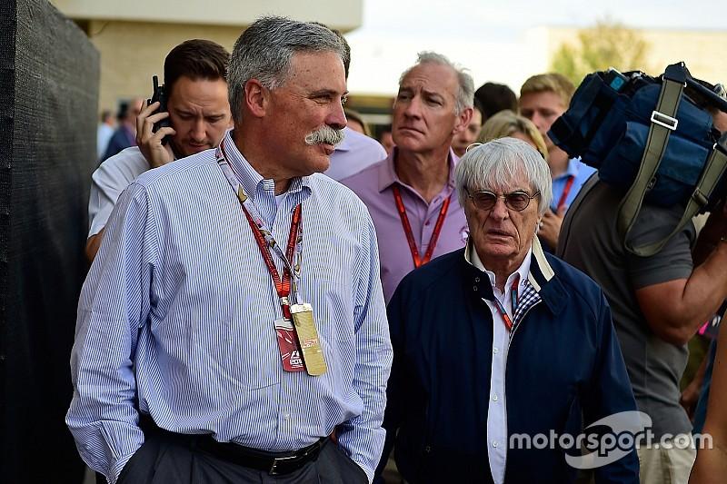 Кері: Зміни в керівництві були потрібні через недостатній розвиток Формули 1