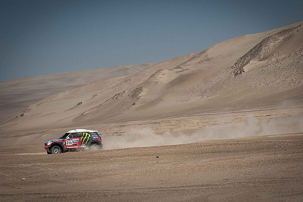 Dakar Peru wants Dakar Rally return for 2018