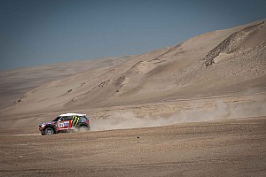Dakar Breaking news Peru wants Dakar Rally return for 2018