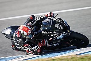 WSBK Reporte de pruebas Rea, a ritmo de récord en Jerez; Torres lesionado