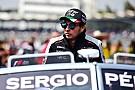 Force India felicita a Checo Pérez por su cumpleaños