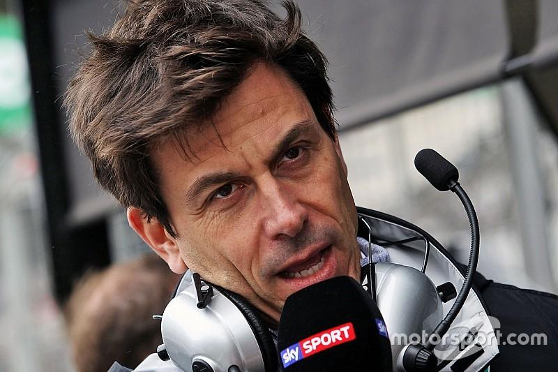"""Wolff: """"Formule 1 deed het de laatste jaren helemaal niet slecht"""""""