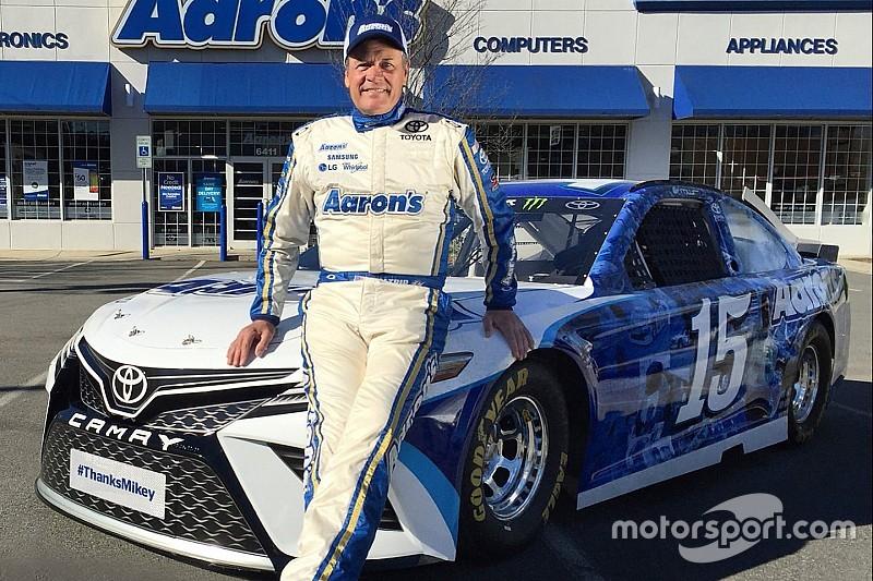 Daytona 500 será la última carrera de Michael Waltrip