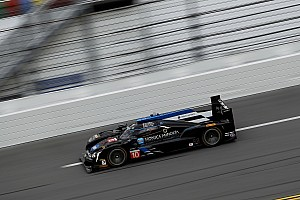 IMSA Crónica de entrenamientos Daytona 24: Wayne Taylor Racing brilla en la noche