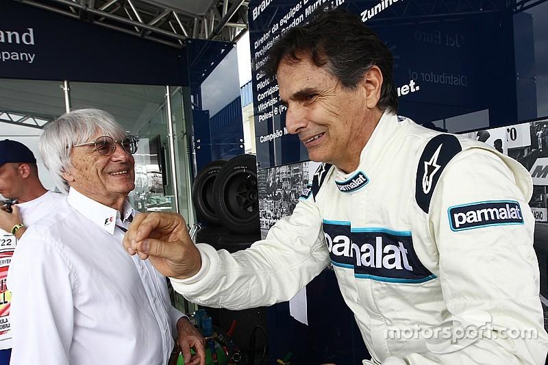 【F1】ネルソン・ピケ「エクレストンの厳しい姿勢がF1を大きくした」