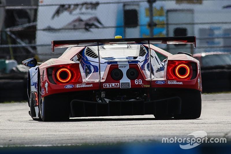 Daytona 24 órás: Ford GT-k az első három rajthelyen