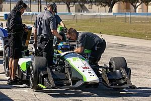 IndyCar Actualités À Sebring, Sébastien Bourdais s'habitue au Dale Coyne Racing