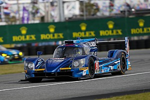 IMSA Raceverslag 24 uur van Daytona: Van der Zande, Goossens en Rast knap derde