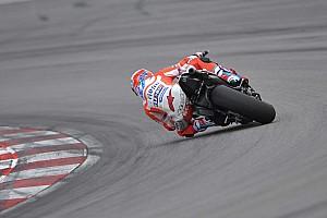 MotoGP Test Test Sepang, Day 1, Ore 15: la Ducati parte forte con Stoner e Dovi