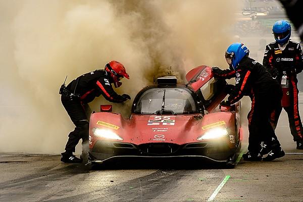 Mazda califica a Daytona como un duro aprendizaje