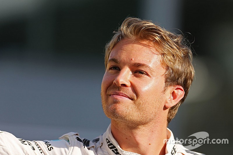 """Rosberg """"interesado"""" en la Fórmula E, pero no en competir"""