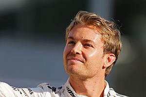 Formula E Breaking news Rosberg ungkap ketertarikan pada Formula E