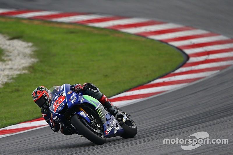 Viñales bate Márquez em ultimo dia em Sepang; Rossi é 5º
