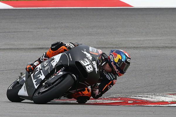 Bradley Smith über die Fortschritte im KTM-MotoGP-Projekt