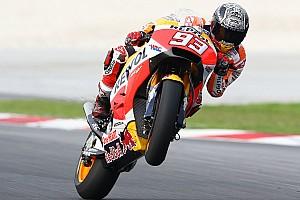"""MotoGP Noticias Márquez: """"A una vuelta veo más rápido a Viñales que a Rossi"""""""