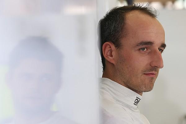 WEC: teljes szezonra írt alá Kubica az LMP1-es csapathoz és Le Mans-ban is rajthoz áll
