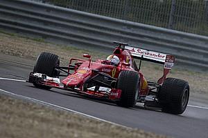 F1 Noticias de última hora Ferrari probará la próxima semana los Pirelli 2017 de lluvia