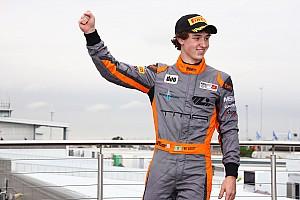 Indy Lights Últimas notícias Campeão da F3 Inglesa, Leist vai para Indy Lights