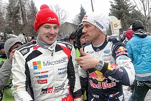 WRC Noticias de última hora Latvala admite que copiar a Ogier en Volkswagen le costó demasiado