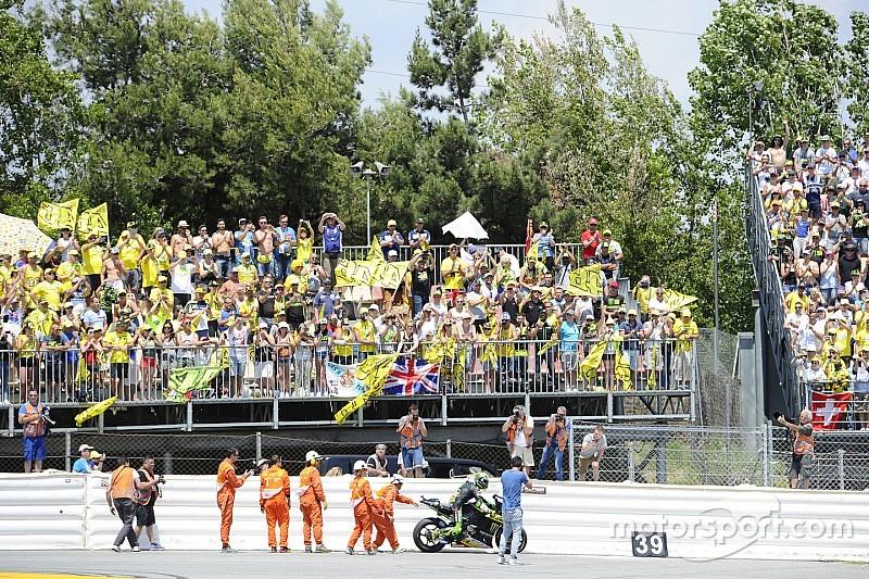 La nueva chicane de MotoGP del Circuit de Barcelona, lista para competir