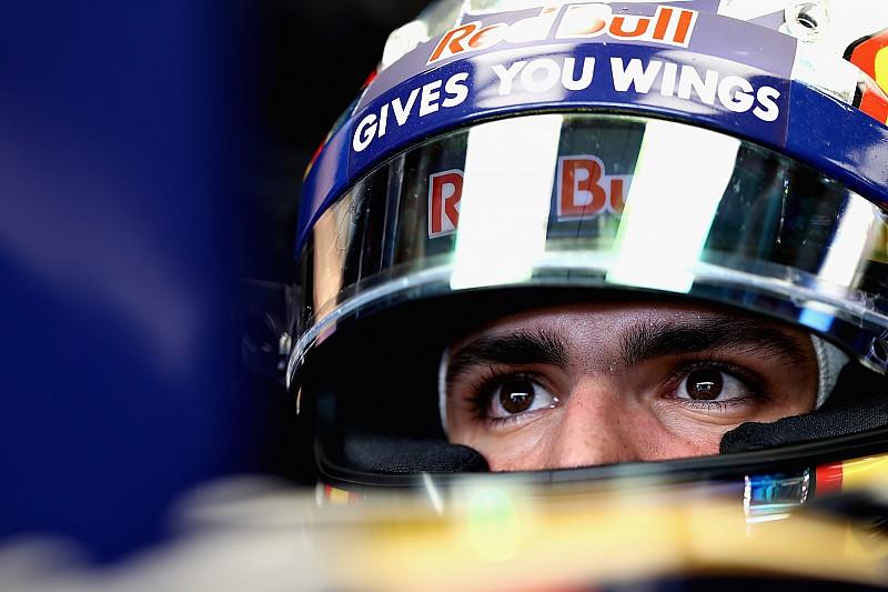 Сайнс первым протестирует новую машину Toro Rosso