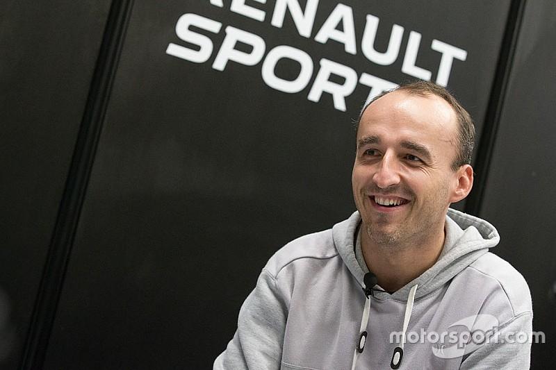 库比卡:已准备好再试F1赛车