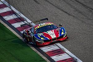 WEC Actualités Quatre pilotes en lice pour remplacer Bruni chez Ferrari