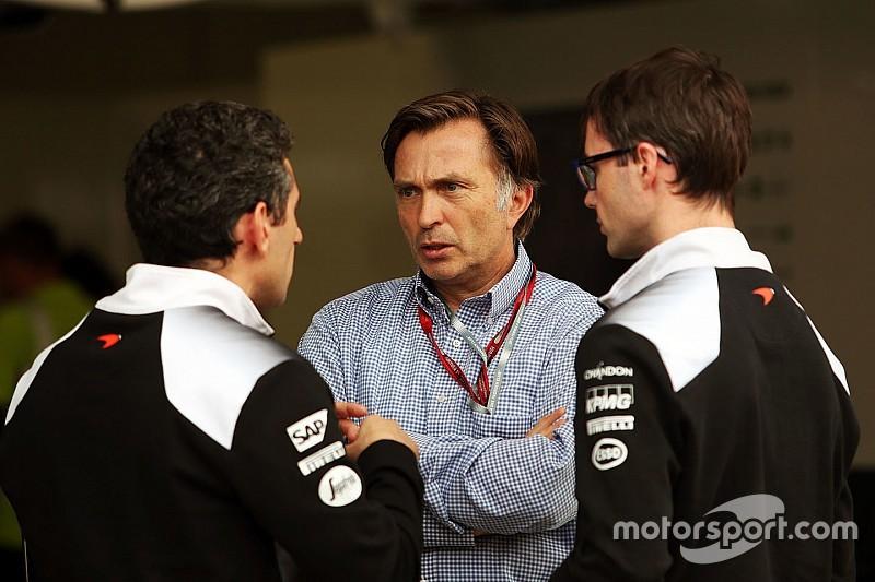Йост Капіто офіційно залишив McLaren