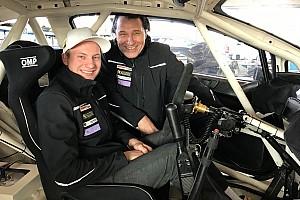 World Rallycross Actualités Kevin Eriksson rejoint Scheider au sein du Team Austria