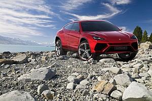 Автомобілі Важливі новини Гібридизація Lamborghini розпочнеться з другої версії кросовера Urus