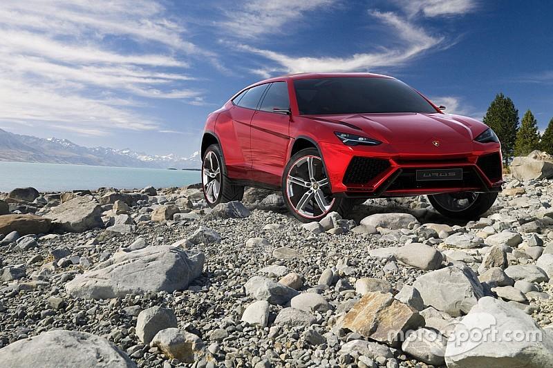 Гібридизація Lamborghini розпочнеться з другої версії кросовера Urus