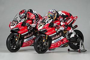 WSBK Actualités Ducati dévoile sa Panigale R et ses ambitions pour 2017