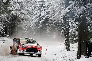 WRC Chronique Suède - L'avant-propos de Denis Giraudet