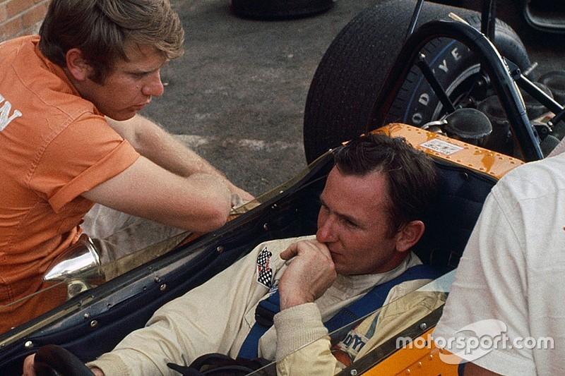 Franchitti, McLaren, Cheever son elegibles al Salón de la Fama
