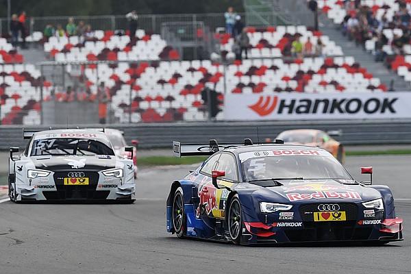 DTM Actualités Audi encore représenté par trois équipes en 2017
