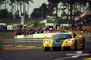 Ле-Ман Новость Зак Браун захотел вернуть McLaren в Ле-Ман