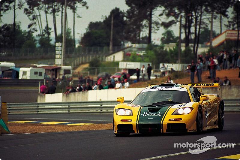 Зак Браун захотел вернуть McLaren в Ле-Ман