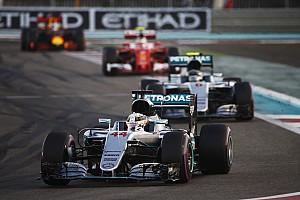 Formel 1 News F1-Teamchef fordert Einfrieren der Entwicklung des Mercedes-Motors