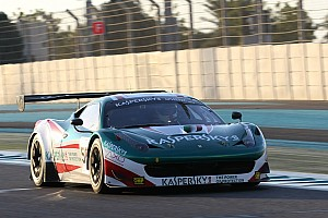 Blancpain Endurance Новость Каладо поедет с Физикеллой за команду Kaspersky Motorsport