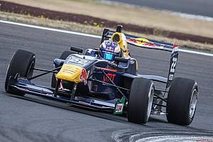 Formulewagens: overig Nieuws Geen vlekkeloze start Richard Verschoor:
