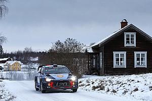 دبليو آر سي تقرير القسم رالي السويد: نوفيل الأسرع في مراحل اليوم الجمعة