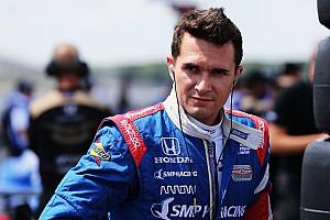 IndyCar Новость Босс SPM: Буду разочарован, если Алешин не выиграет в 2017-м