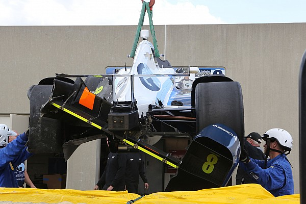 Автомобілі Важливі новини Жахлива аварія у молодшій Формулі Нової Зеландії