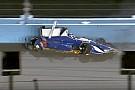 IndyCar Takuma Sato sbatte nei test di Phoenix della Indycar, ma è illeso