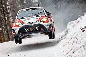 WRC Résumé de course Toyota et un Latvala retrouvé remportent le Rallye de Suède