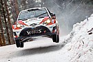 WRC Toyota et un Latvala retrouvé remportent le Rallye de Suède