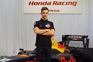 Super Formula Noticias de última hora Gasly, confirmado con Mugen para la temporada 2017 de la Super Fórmula